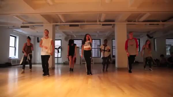 Be Your Freak by Kenny Dope Choreography by Derek Mitchell at
