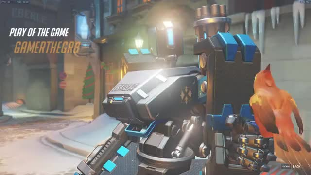 Watch Bastion, ladies and gentlemen... GIF by @gamerthegr8 on Gfycat. Discover more overwatch, potg GIFs on Gfycat