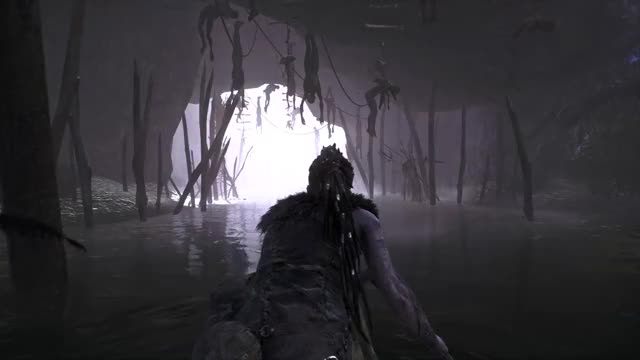 Watch and share Hellblade Senua's Sacrifice Xbox One Trailer GIFs by Pickled Sea Cat on Gfycat