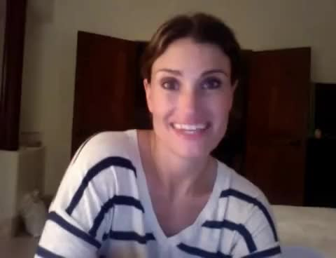 Watch and share Idina Menzel GIFs on Gfycat