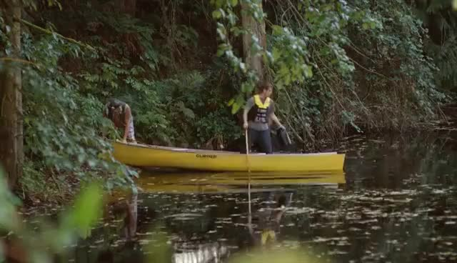 Watch Linus goes Canoeing GIF on Gfycat. Discover more related GIFs on Gfycat