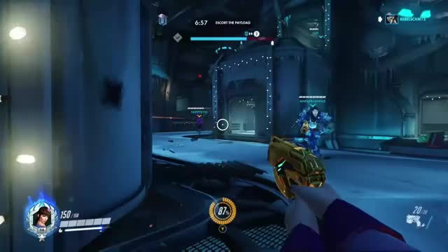 Watch no me maten porque me enojo GIF by Gamer DVR (@xboxdvr) on Gfycat. Discover more Deiran, OverwatchOriginsEdition, xbox, xbox dvr, xbox one GIFs on Gfycat