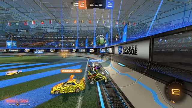 Watch and share Rocket League 2019.02.01 - 10.27.44.06.DVR GIFs by 1234fifth on Gfycat