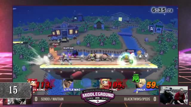 Watch Top 20 Smash 4 Plays of October 2016 - Smash Wii U / SSB4 GIF by EventHubs (@eventhubs) on Gfycat. Discover more grsmash, ten, top GIFs on Gfycat