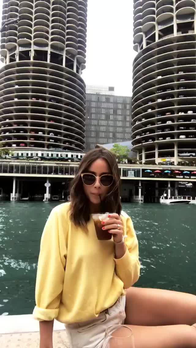 ChloeBennet, Chicago GIFs