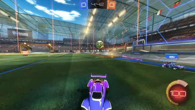 Watch Goal 1: Hayabusa ツ GIF by Gif Your Game (@gifyourgame) on Gfycat. Discover more Gif Your Game, GifYourGame, Goal, Hayabusa ツ, Rocket League, RocketLeague GIFs on Gfycat