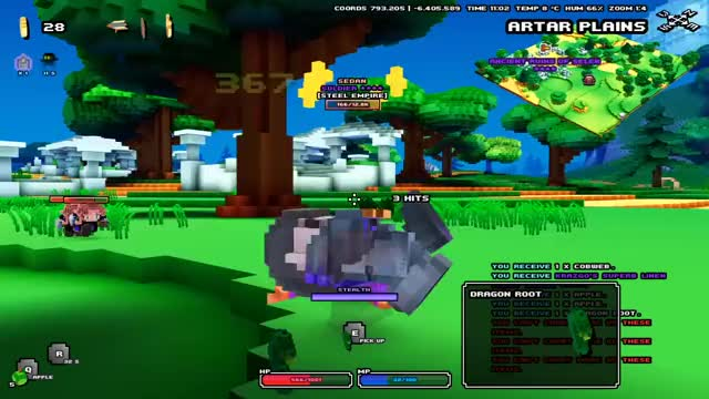 Watch and share Cube World GIFs by Klyanta on Gfycat