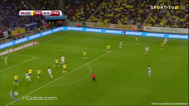 Watch and share Sweden 0-1 France - Giroud 37' GIFs on Gfycat