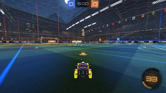 Rocket League - Our Tears Only Fuel The Rainmaker GIF   Find