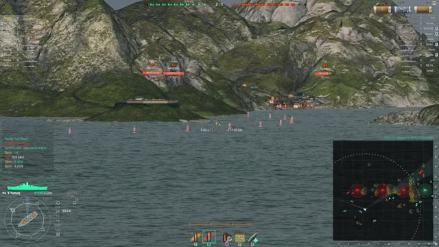 Watch and share 4 Citadel Pens Yamato Vs Yamato (reddit) GIFs on Gfycat