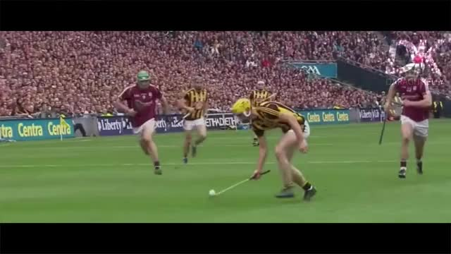 Watch and share Gaa Big Hits 2014 GIFs and Football GIFs on Gfycat