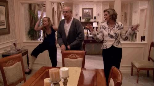 Watch and share Chicken-dance-arrested-development GIFs on Gfycat