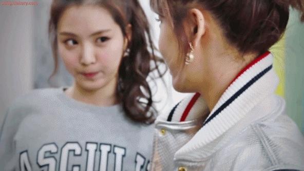 kpics, Naeun and Namjoo (reddit) GIFs