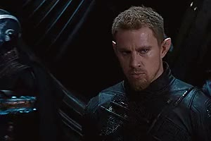 Watch and share Jupiter Ascending GIFs and Channing Tatum GIFs on Gfycat