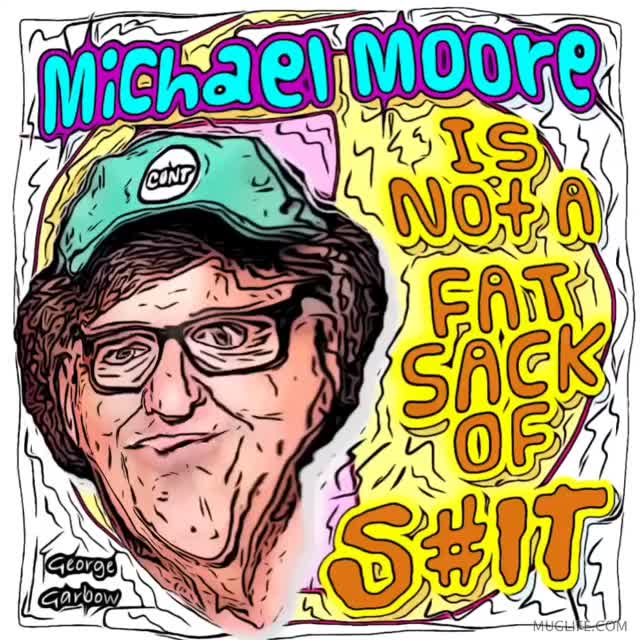 Watch and share Michael Moore GIFs and Democrat GIFs by Drteeth on Gfycat