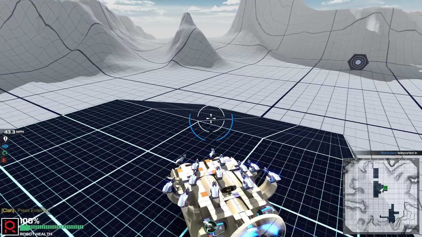 Robocraft, Wheels GIFs