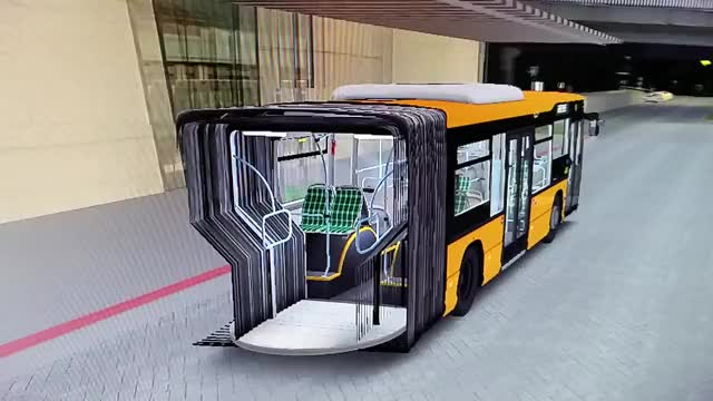 Watch Driving half a bus OMSI 2 GIF on Gfycat. Discover more gamephysics GIFs on Gfycat