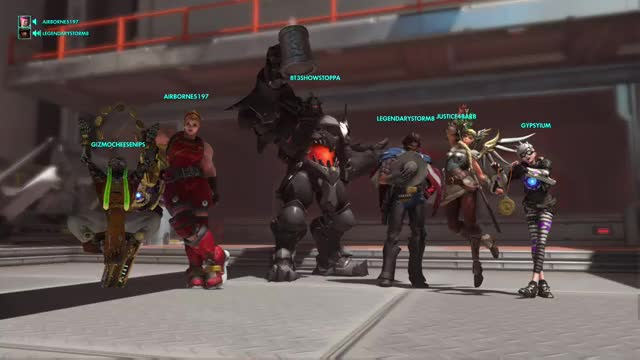 Watch this GIF by Xbox DVR (@xboxdvr) on Gfycat. Discover more BT3showstoppa, OverwatchOriginsEdition, xbox, xbox dvr, xbox one GIFs on Gfycat