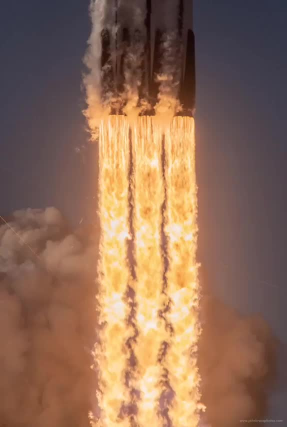 Watch and share Falcon Heavy Animated Retouched GIFs by linestorm on Gfycat