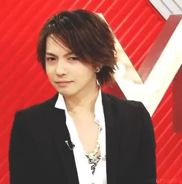 Watch and share Hideto Takarai GIFs and L'arc En Ciel GIFs on Gfycat