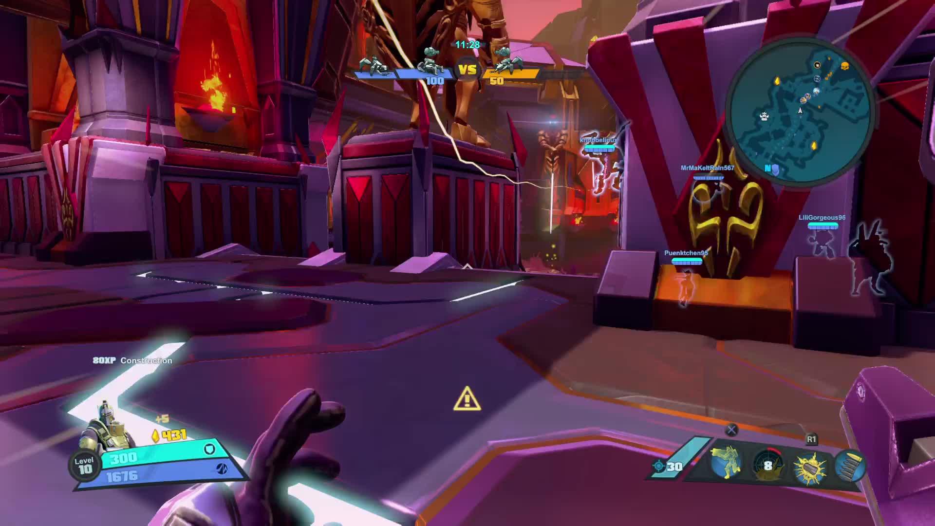 Battleborn, Gaming, Battleborn - Laser > Deande ult GIFs