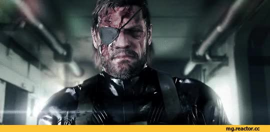 Watch and share Metal Gear Metal Gear Punished Snake GIFs on Gfycat