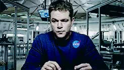 Watch and share The Martian GIFs on Gfycat