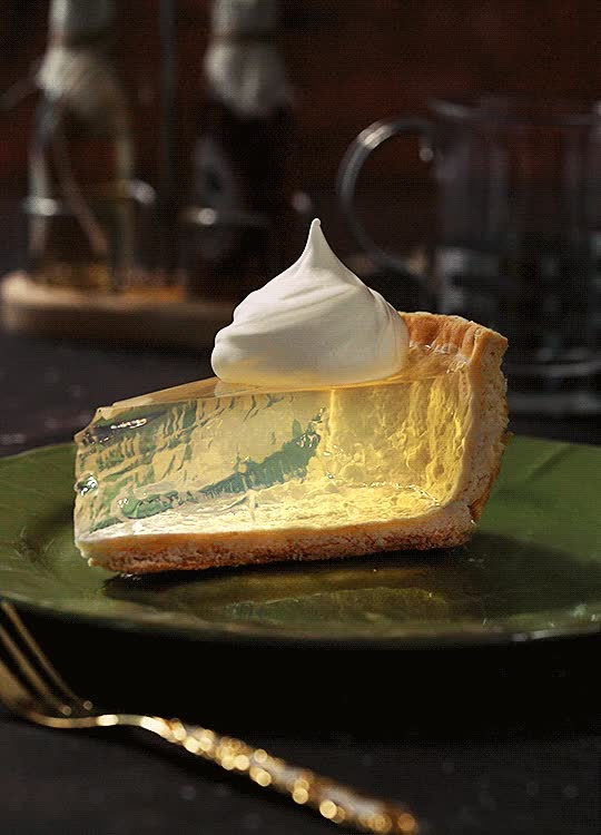 Watch and share Clear Lemon Pie By Daria Khoroshavina GIFs by K4LYP50 on Gfycat