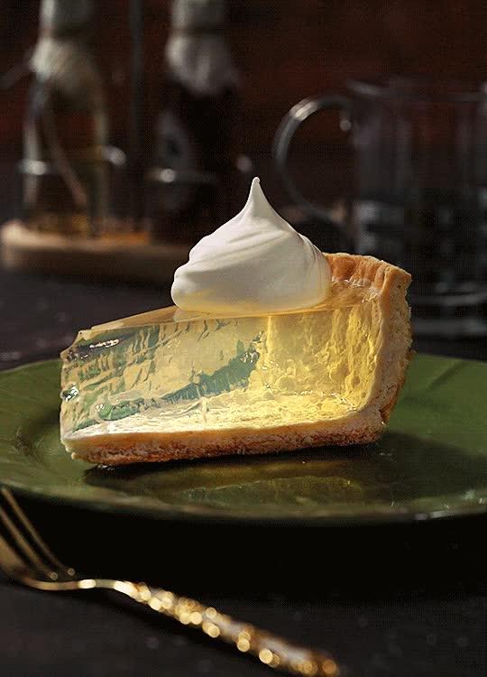 Watch and share Clear Lemon Pie By Daria Khoroshavina GIFs by K4LYP50 on Gfycat