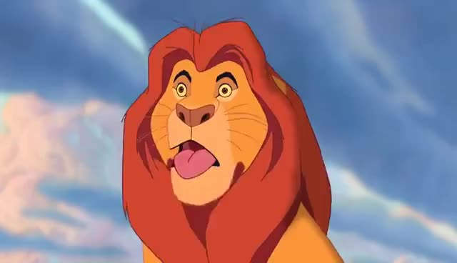 Watch and share The Lion King GIFs and Mufasa GIFs on Gfycat