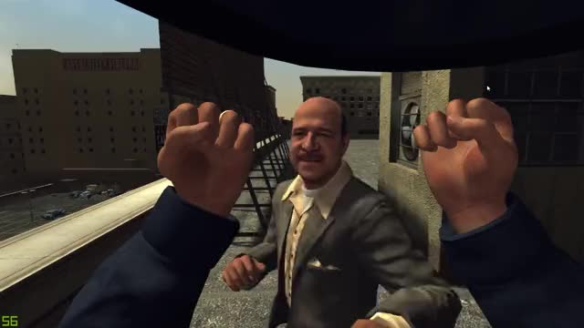 Watch and share LA Noire VR Fight GIFs by egores_house on Gfycat