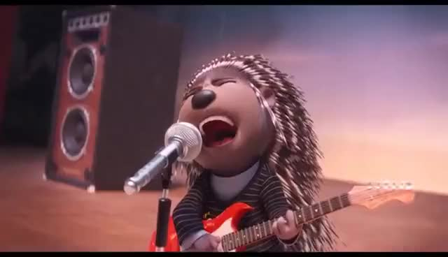 Watch SING Trailer # 2  (Animation Blockbuster - 2016) GIF on Gfycat. Discover more related GIFs on Gfycat