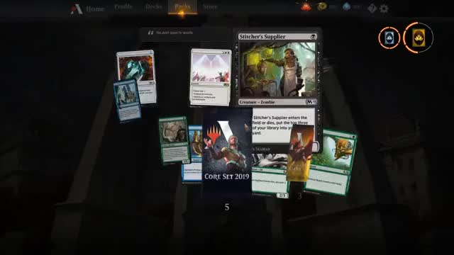 Watch and share Weekly Packs GIFs and Mtg Arena GIFs by KingNothing2000 on Gfycat