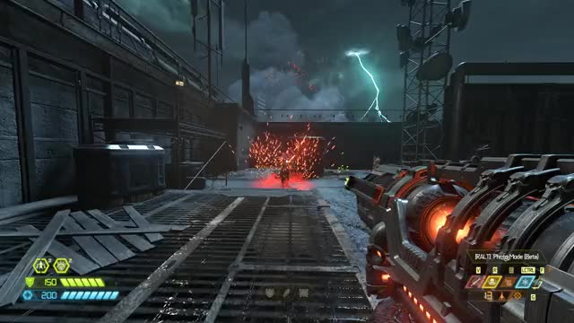 Watch and share Doom Eternal GIFs and Marauder GIFs by queckquack on Gfycat
