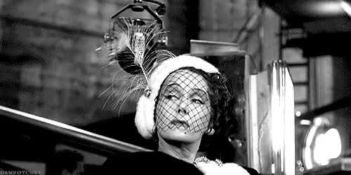 Watch Gloria Swanson, Sunset Boulevard; 1950. GIF on Gfycat. Discover more 1950, Billy Wilder, Gloria Swanson, Sunset Boulevard, one and only GIFs on Gfycat