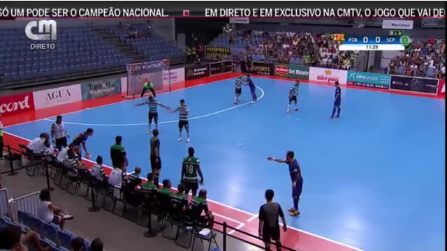 Watch Masters Cup | Sporting CP 3-4 FC Barcelona | Full Match GIF on Gfycat. Discover more related GIFs on Gfycat