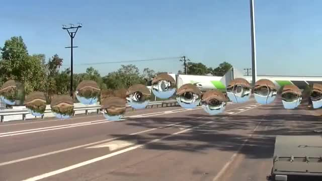 Watch A road train in Australia GIF by EngineerScientist (@engineerscientist) on Gfycat. Discover more related GIFs on Gfycat
