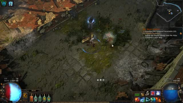 Watch Fun GIF by Gameplay vids (@zindae) on Gfycat. Discover more path of exile, poe GIFs on Gfycat