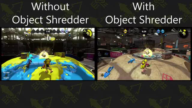 Watch and share Object Shredder GIFs and Nintendo GIFs on Gfycat