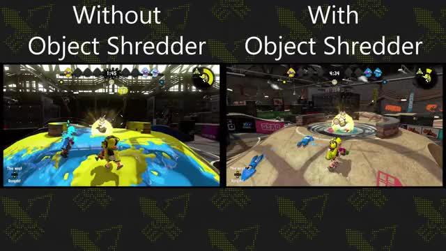 Watch Object Shredder GIF on Gfycat. Discover more nintendo, object shredder, splatoon GIFs on Gfycat