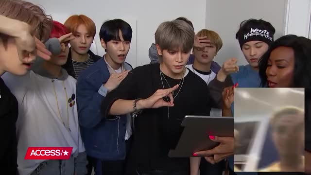 NCT 127 Tries Their Hand At The Dele Alli Challenge — Could They Do It? | Access