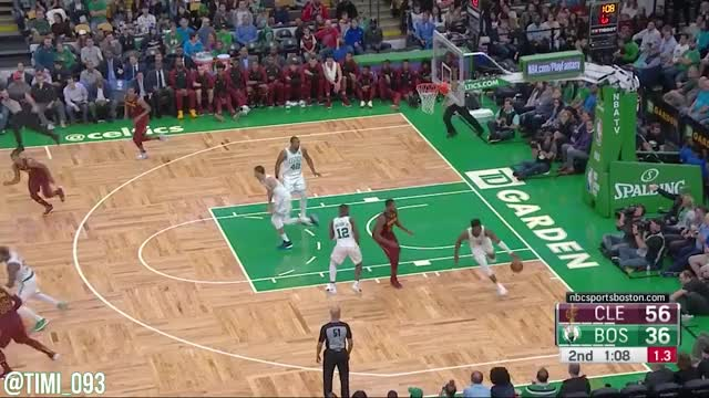 Watch Jaylen Brown hesitation move GIF by @timi093 on Gfycat. Discover more Boston Celtics, basketball GIFs on Gfycat
