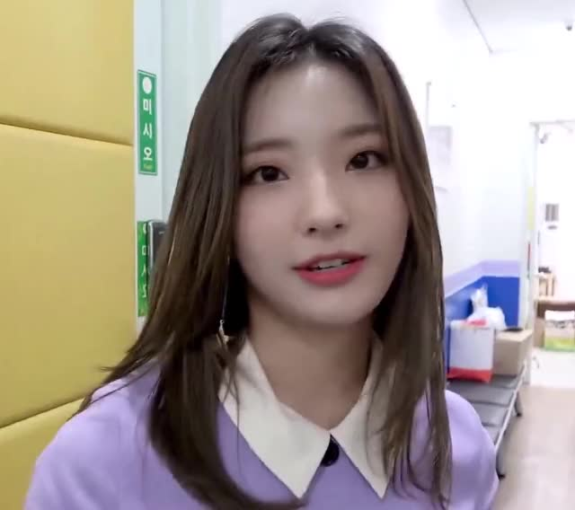 Watch and share Lee Saerom GIFs and Fromis 9 GIFs by Kuro | 구로카미 on Gfycat