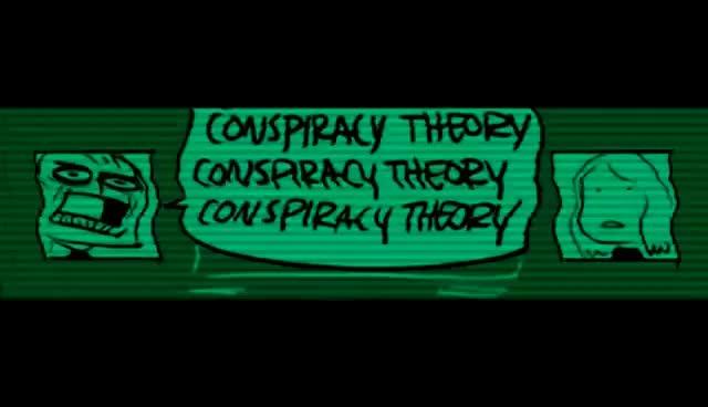 broad spectrum studios, hiimdaisy, lets destroy metal gear again, metal gear solid 2, Conspiracy theories GIFs