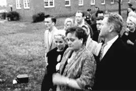 Watch this trending GIF on Gfycat. Discover more 1950s, elvis presley, gif, gladys presley, presleyedit, vernon presley GIFs on Gfycat