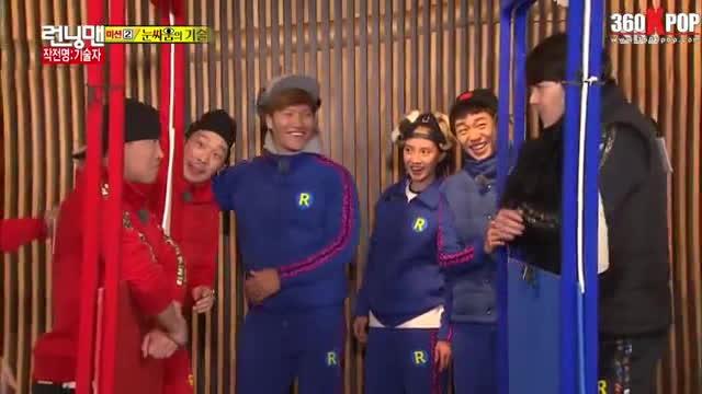 Kim Woo Bin ơi, hãy luôn vui vẻ và tràn đầy năng lượng như những khoảnh khắc trong Running Man này nhé! ảnh 13