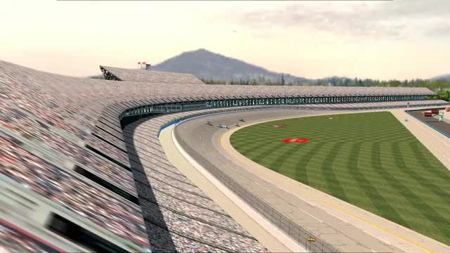 Watch and share NASCAR Racing 2003 Season 2019.07.28 - 22.48.39.03 GIFs by Jack on Gfycat