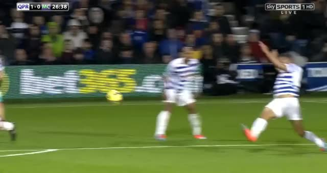 Watch Yaya Toure shot hits young QPR fan (reddit) GIF by @heimlich_manure on Gfycat. Discover more soccer GIFs on Gfycat