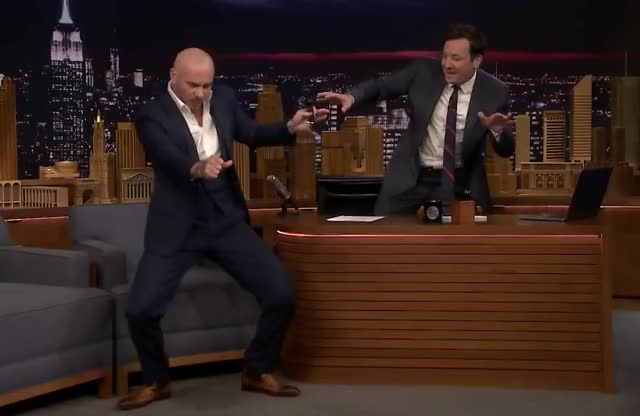 Watch this curated GIF by Super GIF (@supergif) on Gfycat. Discover more awesome, celebrate, dance, dancing, excited, fallon, friday, god, is, jimmy, like, music, party, pitbull, show, tgif, thank, this, tonight, weekend GIFs on Gfycat
