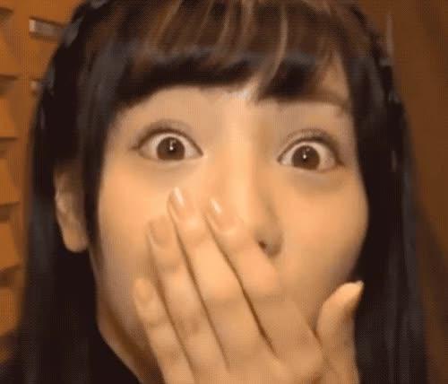 Watch and share Surprise (びっくり) 乃木坂46 GIFs by chikaya.takahashi on Gfycat